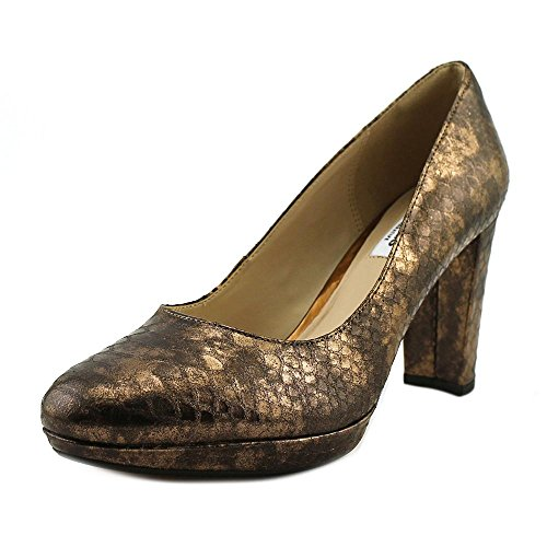 Cuir D'orteil 5 5 Pompes Sienna Clarks Taille Fermé Kendra Uk Womens Bronze 9 forme 7 Plate Us 7UWxxn5ca