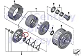 BMW Genuine Motorcycle Clutch - Single Parts Collar Nut M20X1.5 HP4 S1000RR S1000R S1000XR