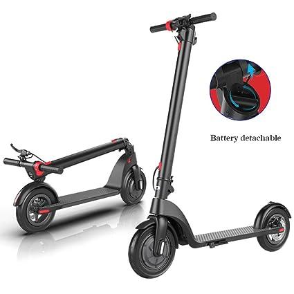 E Scooter Patinete Electrico Adulto 8,5 Pulgadas Portátil ...