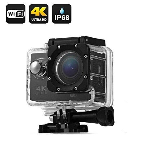 Wallzkey 16 Megapixel HD 4K Action Sport Helm Kamera Wasserdicht Camcorder