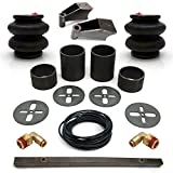 Helix 325458 Universal Rear Air Bag Bracket Kit with Air Bags, Line, Fittings & Shock Mnts, 1 Pack