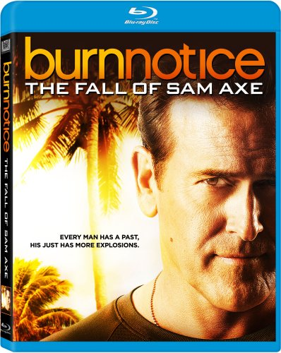 Burn Notice: The Fall of Sam Axe Blu-ray