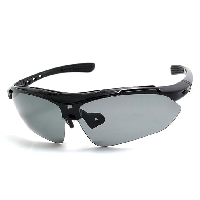 Amazon.com: Chasing – Gafas de deporte polarizadas – marco ...