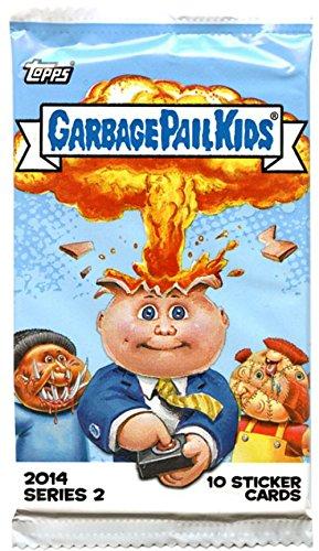 Garbage Pail Kids 2014 Series 2 Trading Card Pack