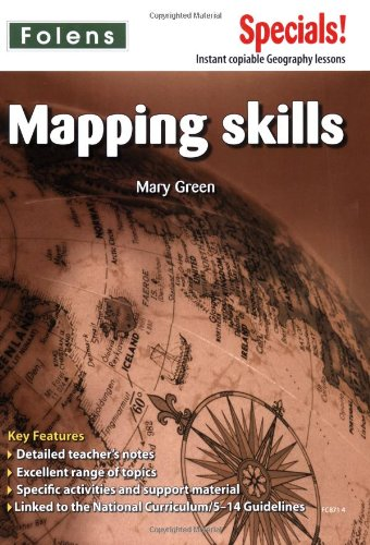 Download Secondary Specials!: Geography - Mapping Skills pdf epub