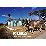 KUBA - Land und Menschen (Wandkalender 2016 DIN A3 quer): Ein Kalender mit wunderschönen Landschaftsaufnahmen von Kuba und Alltagsportraits der ... (Monatskalender, 14 Seiten) (CALVENDO Orte)