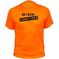 Camiseta de Caza, No Puedo Tengo Caza