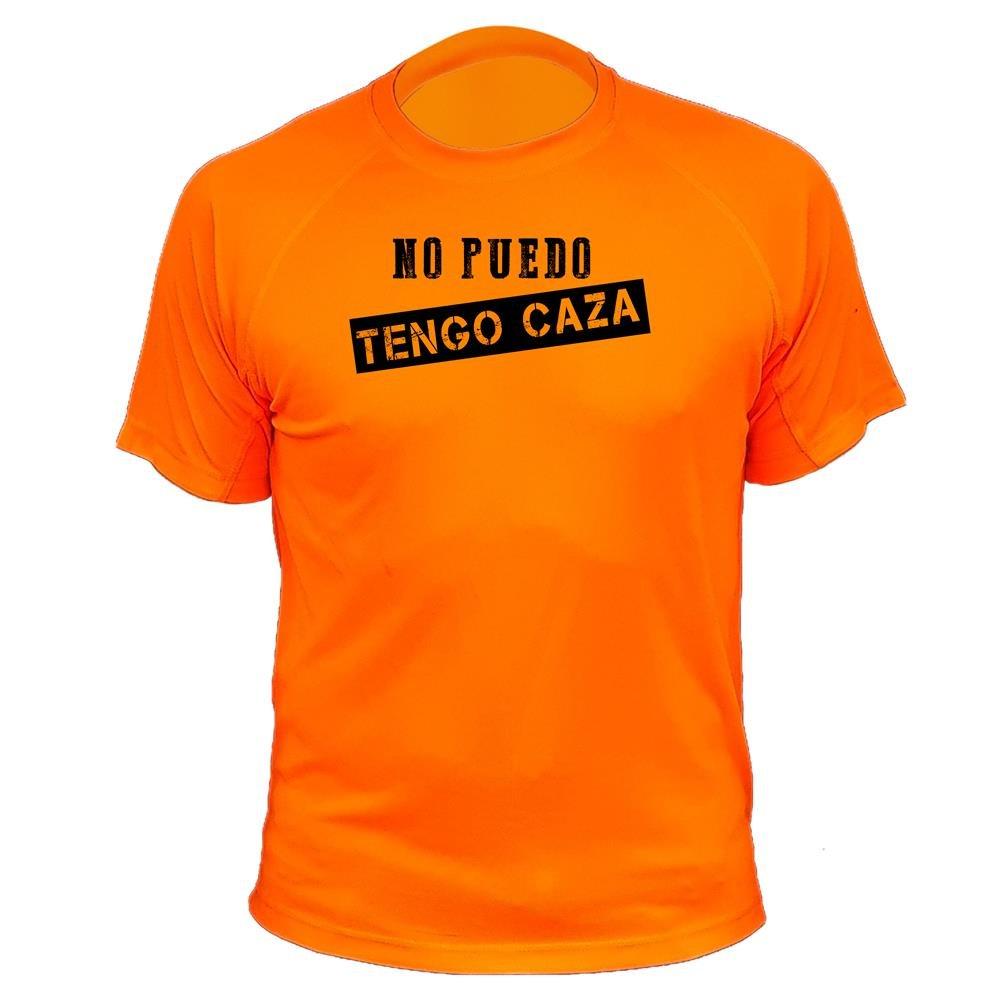 Camiseta de caza, No puedo tengo caza - Regalos para cazadores AtooDog