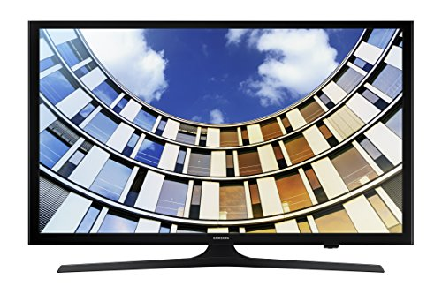 Samsung Electronics UN40M5300A 40-Inch 1080p Smart LED TV (2017 Model) (Smart Tv Screen Hd Flat)