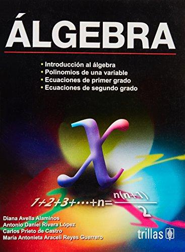 Algebra (Spanish Edition)