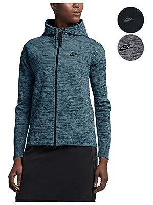 NIKE Women's Tech Pack Knit Sportswear Jacket