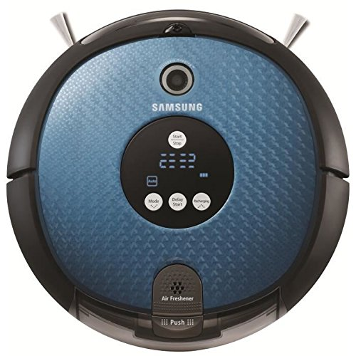 Samsung SR8F30 - Robot aspirador, color azul: Amazon.es: Hogar