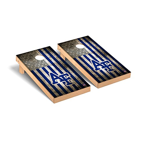 Victory Tailgate Air Force Academy Falcons Cornhole Game Set OHT Vintage Flag - Game Falcons Air Force