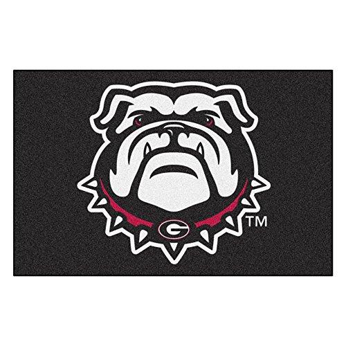 Georgia Bulldogs Rug - 2