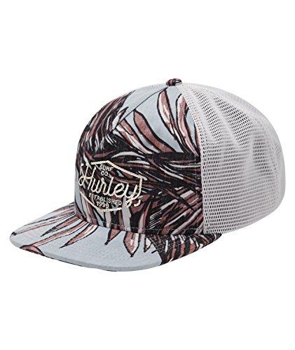 (Hurley AA4476 Men's Koko Trucker Hat, Ocean Bliss - OS)
