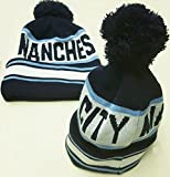 Simpsonsfootball Manchester City Bobble Hat Thicker Warmer than the average Hats