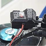 Motorcycle Cigarette Lighter, TechCode Waterproof