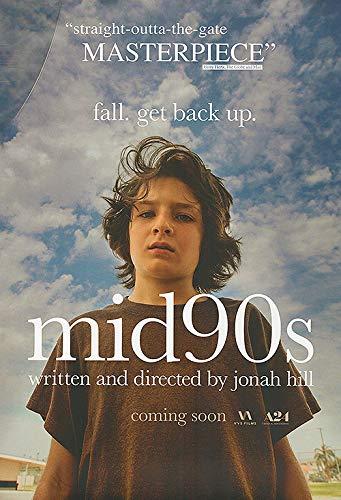Mid90s - Authentic Original 27' x 39' Movie Poster