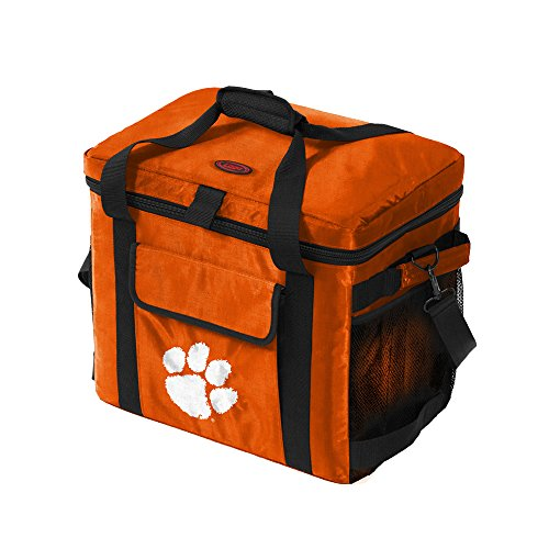 NCAA Clemson Glacier Cooler, One Size, Multicolor by Logo Brands