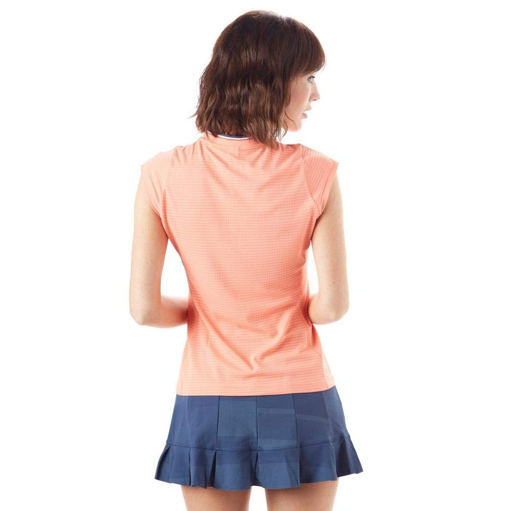 3263e6db19 adidas Roland Garros Ball Girl ┬╝ Zip WomenÔÇÖs Tennis T-Shirt ...