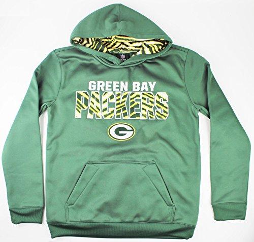 youth green bay football gloves - 9