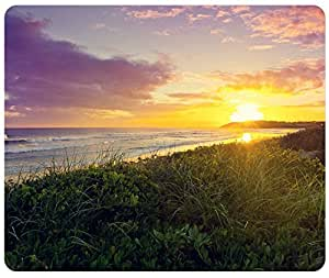 Dee Why Beach Sunrise Mouse Pad, Customized Rectangle Mousepad by iCustomonline by runtopwell