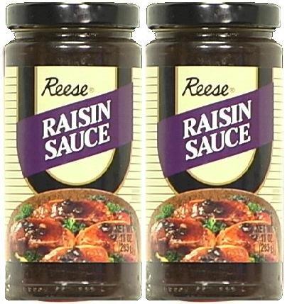 Reese Sauce Raisin