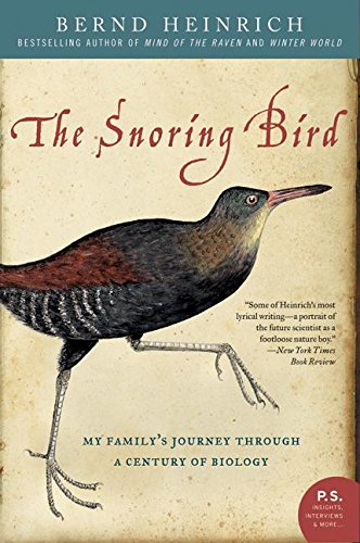 Snoring Bird Familys Journey Through product image