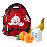 Best ICOLOR Kid Lunches - ICOLOR Cute Boys Girls Insulated Neoprene Lunch Bag Review