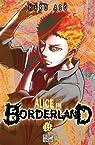 Alice in Borderland, tome 14 par Asô