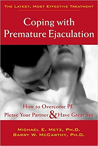 The Coping With Premature Ejaculation by Barry McCarthy product recommended by Philippe Côté-Léger on Improve Her Health.
