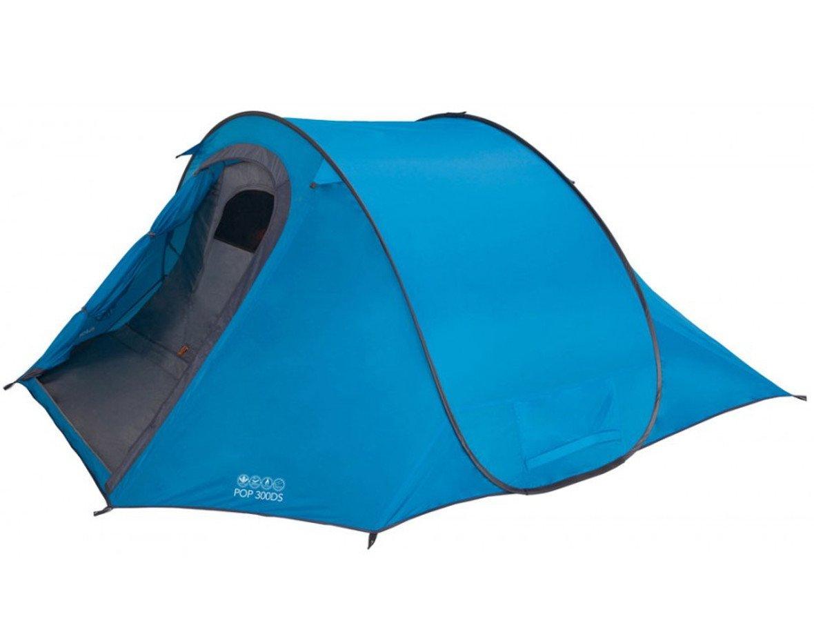 Vango Pop 300 DS Tent river-blue 2016 Wurfzelt