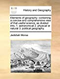 Elements of Geography, Jedidiah Morse, 1171471130