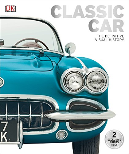 Classic Car: The Definitive Visual History ()