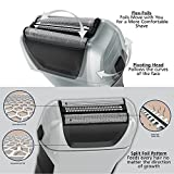 Wahl-Speed-Shave-Foil-Shavers-for-Men-Electric-Razors-Rechargeable-WaterProof-WetDry-Lithium-ion-with-Precision-Trimmers-for-Beard-Shaving-and-Trimming-by-the-Brand-used-by-Professionals7061-500
