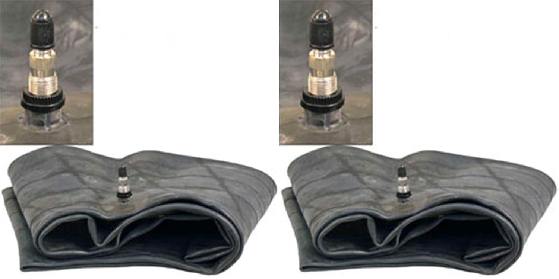 Set of Two 10x16.5 Skid Steer Bobcat Inner Tube 9.50//10x16.5 10R16.5 TR218 Valve Stem