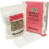 Teasane Loose Leaf Herbal Tea, Women's Health (63 gm Box); Natural Pure Plant Extracts to Balance, Calm and Soothe, Caffeine-Free