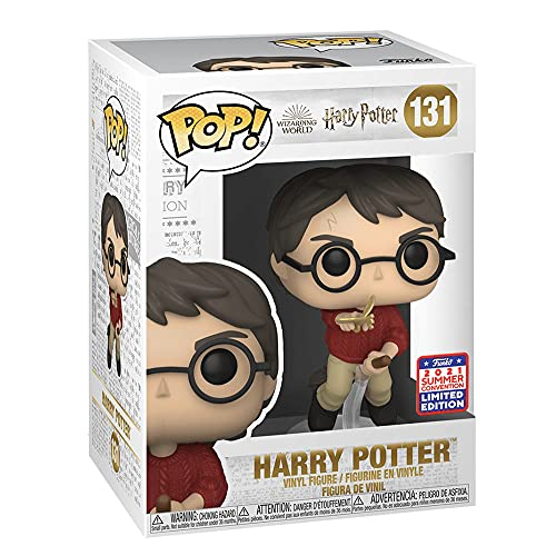 Funko Harry Potter with Flying Key - 2021 Funkon Summer Convention Exclusive...