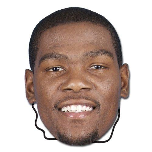 NBA Oklahoma City Thunder Kevin Durant Player Face Mask