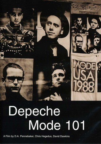 DVD : DEPECHE MODE - 101 (Portugal - Import, Pal Region 0)