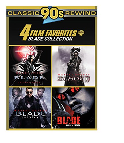 4 Film Favorites: Blade Collection (Boxed Set, 4PC)