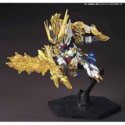 Ma Chao Gundam Barbatos: SD Sangoku Soketsuden x Bandai SD Model Kit (SDSS #010/57713): Toys & Games