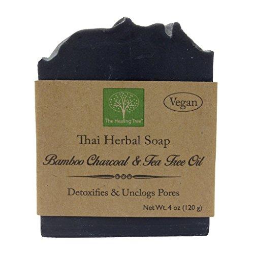 Vegan Handmade Soap Charcoal Healing product image
