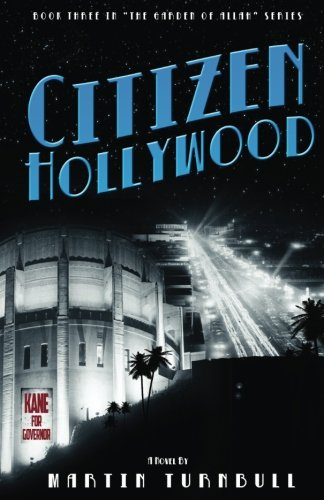 Citizen Hollywood Hollywoods Garden novels product image