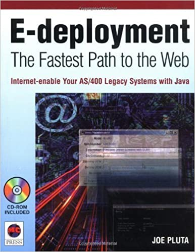 Book e-Deployment : The Fastest Path to the Web by Joe Pluta (2000-10-27)
