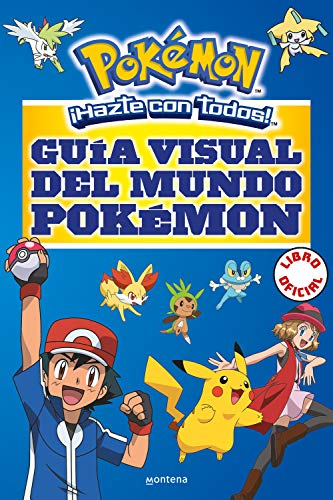 Libro : Guia Visual Del Mundo Pokemon / Pokemon Visual Co...