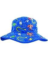 Baby Banz Baby Boys' Banz UPF 50+ Reversible Hat