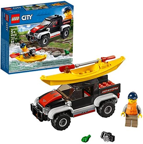 LEGO Great Vehicles Adventure Building product image