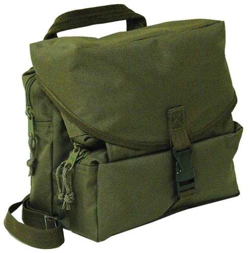 MOLLE Compatible Military Style M3 Medic Bag, Combat Medical Kit, Olive Drab (Medic Bag Kit)