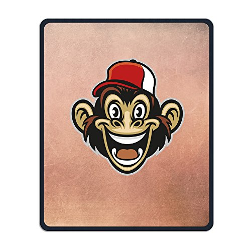 Costume Party Instrumental (Unyiqun Cute Hat Monkey Creative Custom Fashion Mouse Pad)
